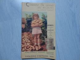 Publicité Georges TRUFFAUT 1941 - Advertising