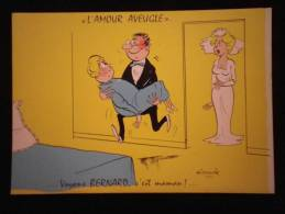 ILLUSTRATEUR  - ALEXANDRE - L´AMOUR AVEUGLE - MARIEE - PIN-UP - Alexandre