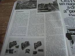 PANORAMA 711/1978 VENZONE FRIULI TONI ESPOSITO IL MALE SATIRA - Libri, Riviste, Fumetti