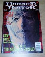 Hammer Horror 3 May 1995 Christopher Lee A Fleet At Midnight Eddie Powell The Curse Of The Mummy's Shroud - Horreur/ Monstres