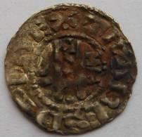 Orléanais évêché D'Orléans , Denier Anonyme 1025-1060 QUALITE ! Poey D'Avant 76 - 476-1789 Monnaies Seigneuriales