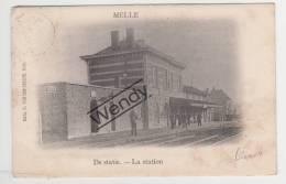 Melle (de Statie) 1902 - Melle