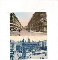 59  Et Circulé 1923 Et 1954 Lille Lot 2 Cartes Scannées - Lille