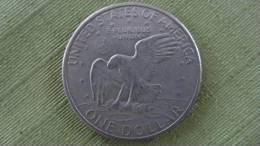 One Dollar  Liberty 1971 USA-Dollar - Vereinigte Staaten