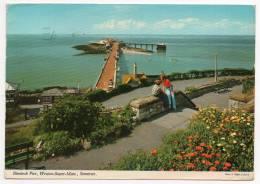 Birnbeck Pier - Weston Super Mare - Somerset - 1975 - Weston-Super-Mare