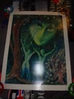Affiche - Mario Mercier (format 60 Cm X 47.4 Cm) - Autres