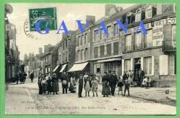53 La Mayenne - VILLAINES-la-JUBEL - Rue Saint-Nicolas - France