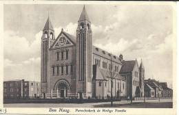 PAYS BAS - NEDERLAND - HOLLANDE DU SUD - ZUID-HOLLAND - DEN HAAG - Parochiekerk De Heilige Familie - Den Haag ('s-Gravenhage)