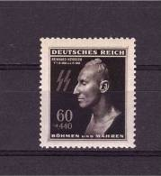 1943  Boemia And Moravia R. Heydrich Michel N° 131  Absolutely Perfect MNH ** - Occupation 1938-45