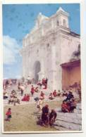 D9843  - Holiday At The Church Of Chichicastenango - Guatemala