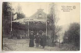 E1473  - Gileppe - Hôtel Voss Et Chemin Du Lac De Borchène - Jalhay
