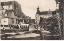 Gorzów Wielkopolski Poland, Formerly Landsberg (Warthe) Germany, Cladow, Buildings, C1910s/20s Vintage Postcard - Polonia