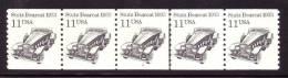 U.S. 2131 X 5   Plate 4   **  AUTO  STUTZ BEARCAT - Coils (Plate Numbers)