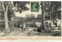 Carte Postale Ancienne Wisembach - La Sauce, Commune De Gemaingoutte - Other Municipalities