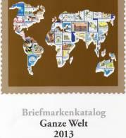 Stamps Of World Briefmarken BOREK-Katalog 2013 Neu 30€ MICHEL# A B I F IS D USA HK RO RU NO L NL P CD PL E G AL BG TK YU - Ansichtskarten