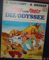 ASTERIX Und OBELIX.DIE ODYSSEE.Couverture Souple - Livres, BD, Revues