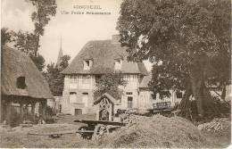 ANC CP (78) Yvelinnes Longueuil Une Ferme Renaissance Non Circulé - Maisons-Laffitte