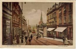 CPA NEUNKIRCHEN (Allemagne-Sarre) - Huttenberstrasse - Autres
