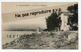 -  St-CYR-SUR-MER - Un Coin De La Madrague, écrite, TBE, Voyagé Dans Enveloppe,  Scans. - Saint-Cyr-sur-Mer