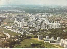 CPSM STRASBOURG - MEINAU CITE CANARDIERE VUE AERIENNE - Strasbourg