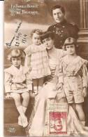 FAMILLE ROYALE DE BELGIQUE   REF 31921 - Koninklijke Families