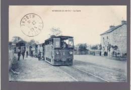 Wissous - La Gare, Train Chemin De Fer En Gros Plan - France