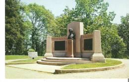 Lincoln Speech Memorial, Gettysburg, Pennsylvania - United States