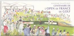 """Bloc Feuillet """"Open De France De Golf """"bloc Souvenir  N°13 Année 2006 Neuf ** Sous Blister - Souvenir Blocks & Sheetlets"""