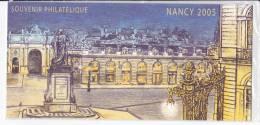 """Bloc Feuillet """"Nancy 2005 """"bloc Souvenir  N°14 Année 2006 Neuf ** Sous Blister - Souvenir Blocks & Sheetlets"""
