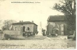 SAVONNIERES-en-PERTHOIS  La Place - France