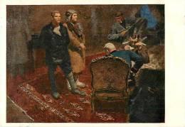 USSR 1954. PAINTING. V.IOGANSON. Interrogation Of Communists - Russie