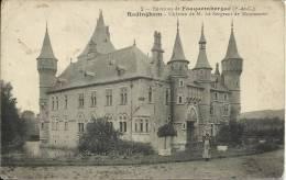 RADINGHEM - CHATEAU DE M. LE SERGEANT DE MONNECOVE. SCAN R/V - Fauquembergues