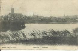 PERONNE, VUE GENERALE. SCAN R/V - Peronne