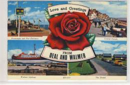 DEAL AND WALMER - 1980 - England