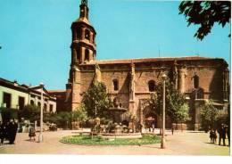 ESPAGNE----VALDEPENAS----plaza De Espana...-voir 2 Scans - Espagne