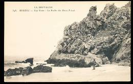 29 BEUZEC CAP SIZIN / La Roche Des Deux Frères / - Beuzec-Cap-Sizun