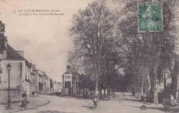 ¤¤  -  74   -  LA FERTE-BERNARD  -  Le Mail Et Rue Denfert-Rochereau  -  ¤¤ - La Ferte Bernard