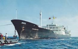 """¤¤  -   Le Tanker """" LE CHAMBORD """" De La Société Des Pétroles B.P.  -  Pétrolier  -  ¤¤ - Pétroliers"""
