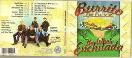 Burrito DeLuxe -  The Whole Enchilada - Original  CD - Country & Folk