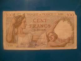 100 Fr Sully  Du 29/06/1939 - 1871-1952 Anciens Francs Circulés Au XXème
