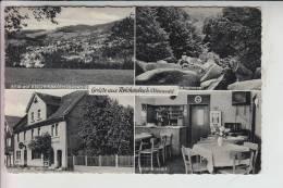 "6147 LAUTERTAL - REICHENBACH, Gasthaus ""Zum Grünen Baum"" - Bensheim"