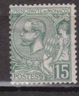 Monaco - Prince Albert 1ier - N° 44 -neuf * - MLH - Monaco
