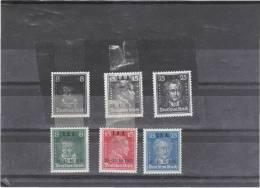 M - 2 --  Mi-# 407 - 409 Ungebraucht  Mi€ 65 - Unused Stamps