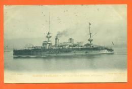 Marine Francaise - Le Lena ( Cuirassé D'escadre ) - Krieg