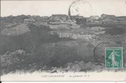 CAP COURONNE   Vue Générale N° 2 - France