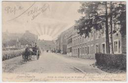 17602g Rue De La GARE - Entrée Du Village - Henri-Chapelle - 1905 - Welkenraedt
