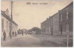 17606g STATION - Doische - 1926 - Doische