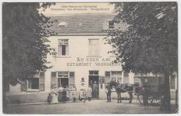 17608g ESTAMINET - CAFE - RESTAURANT Vanhaelen - Succ. Van Breetwater - Droogenbosch - Fiacre - Drogenbos