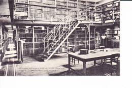 St-Martin De Ligugé à CHEVETOGNE  --  La Bibliothèque, Salle Centrale - Belgique