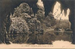 L75_1067 - Lille - 57 Le Lac Du Jardin Vauban - L. S. H. - Lille